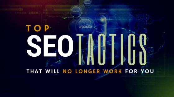 Seo tactics from Past that will Hurt you Today